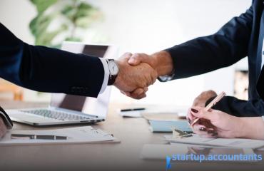 Handschlag für erfolgreiche Kooperation